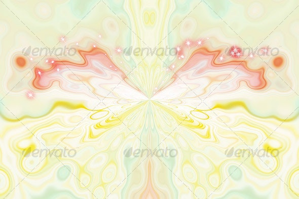 Soft Butterfly Background - Backgrounds Graphics