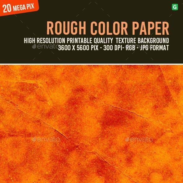 Rough Color Paper 100