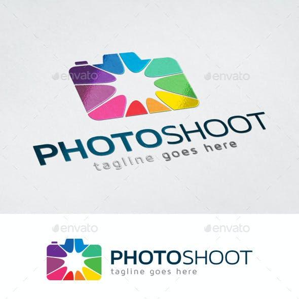 Photo Shoot - Photography Logo