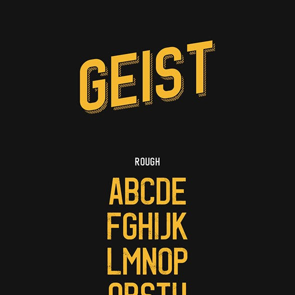 Geist Typeface