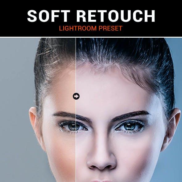 Soft Retouch Lightroom Preset
