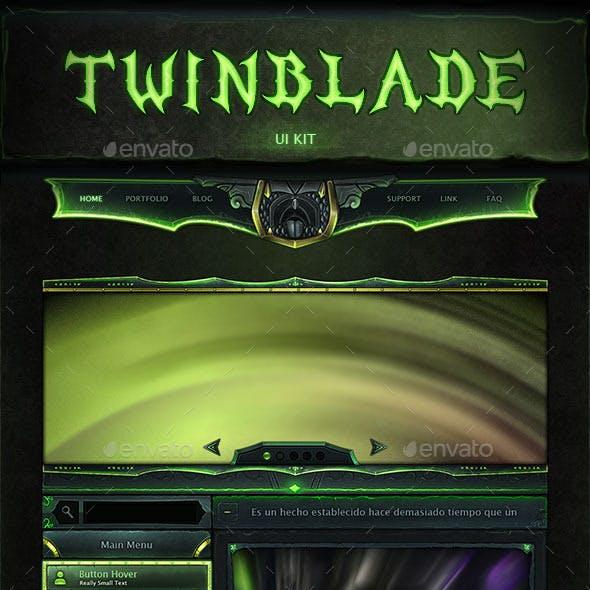 Twinblade UI Kit