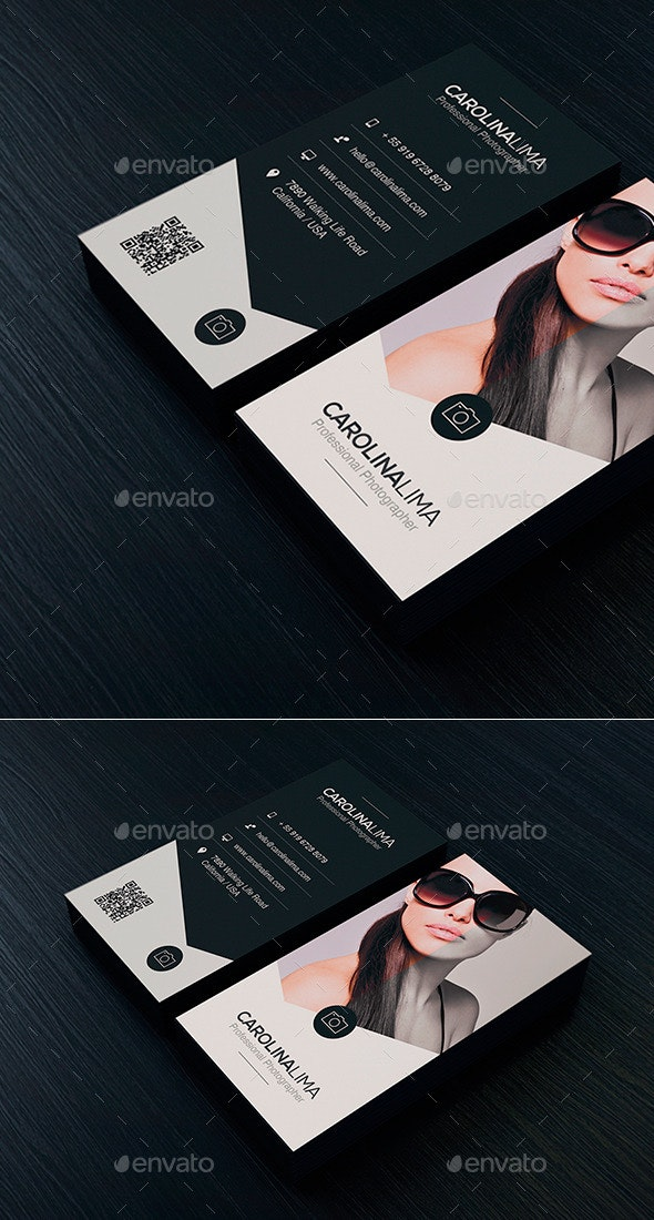 Business Card Vol. 32 - Creative Business Cards