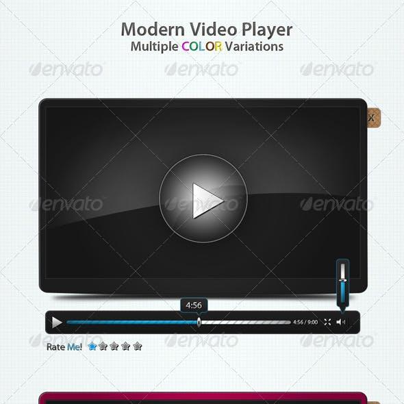 ModernVideo Player