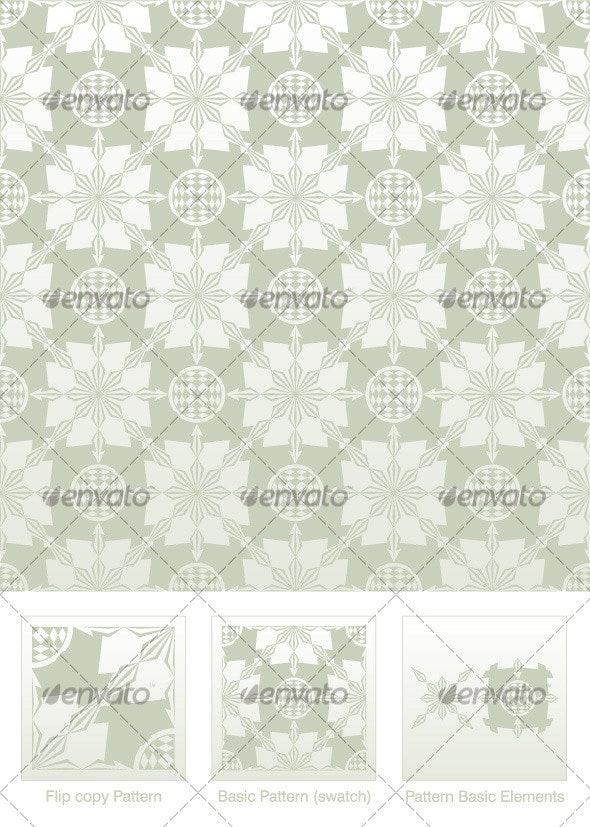 Untitled Pattern - Patterns Decorative
