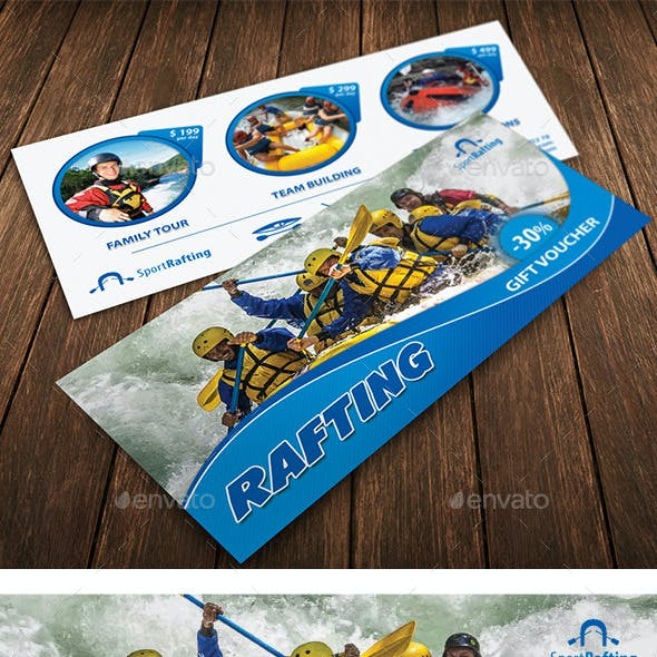 Rafting Club Gift Voucher 37