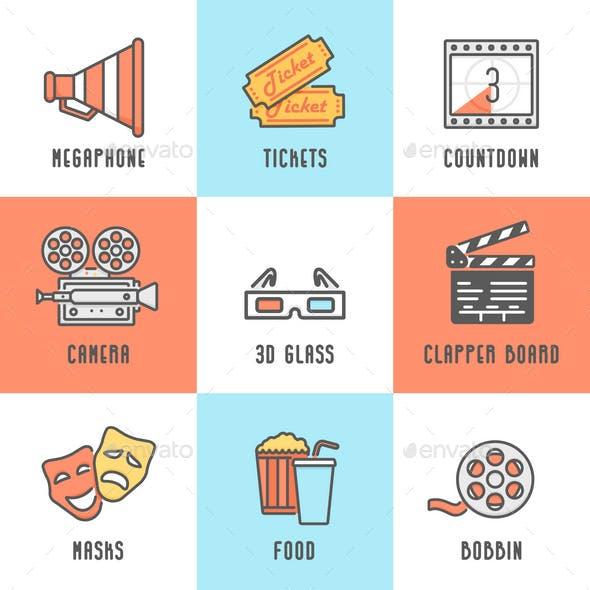 9 Cinema Icons