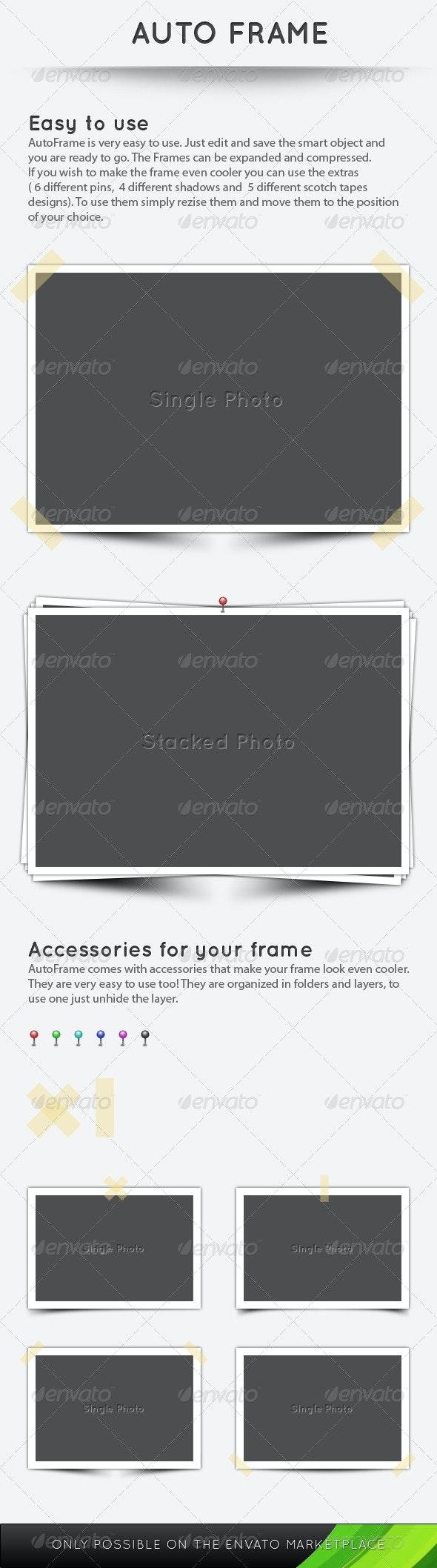 AutoFrame - Miscellaneous Web Elements