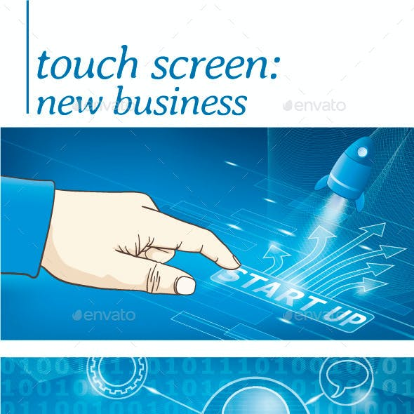 Touch Screen New Business