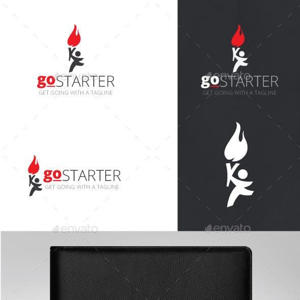 Fire Starter Vector Logo