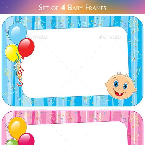 Baby Frames Set