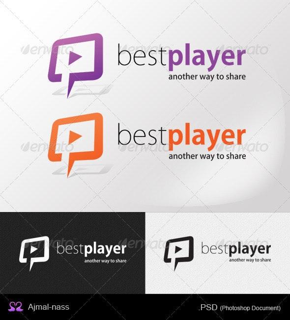 BestPlayer Logo Template - Symbols Logo Templates