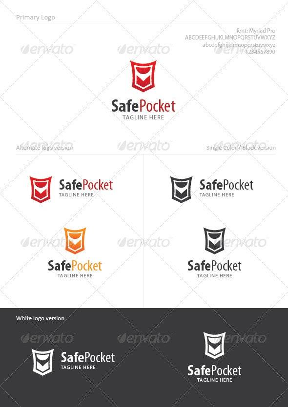 SafePocket - Symbols Logo Templates