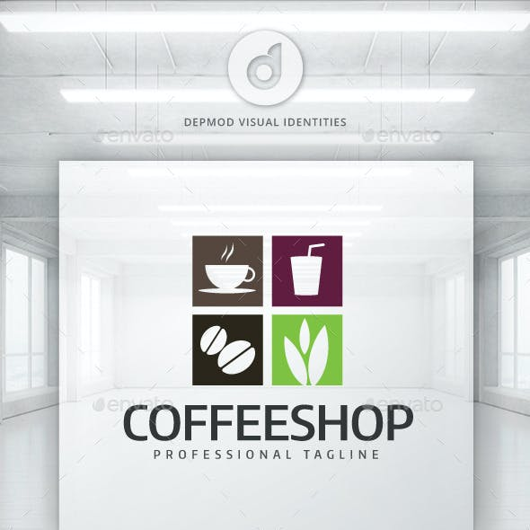 Coffee Shop Logo