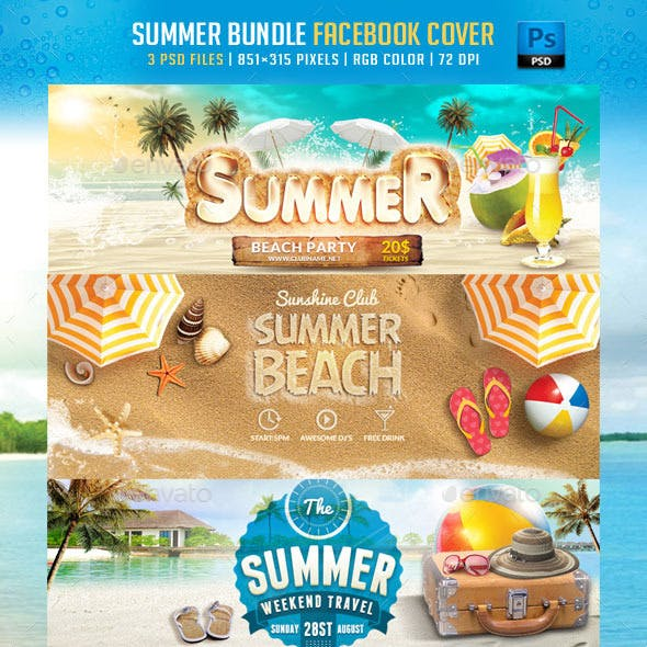 Summer Bundle Facebook Cover