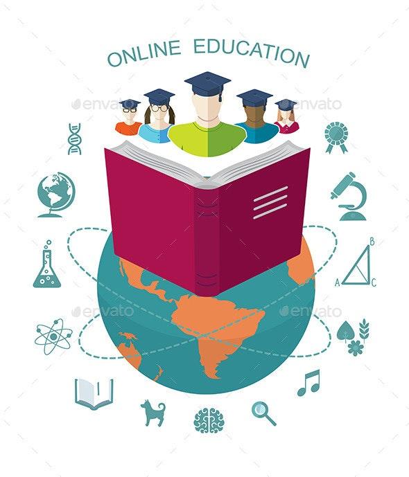 Online Education - Communications Technology