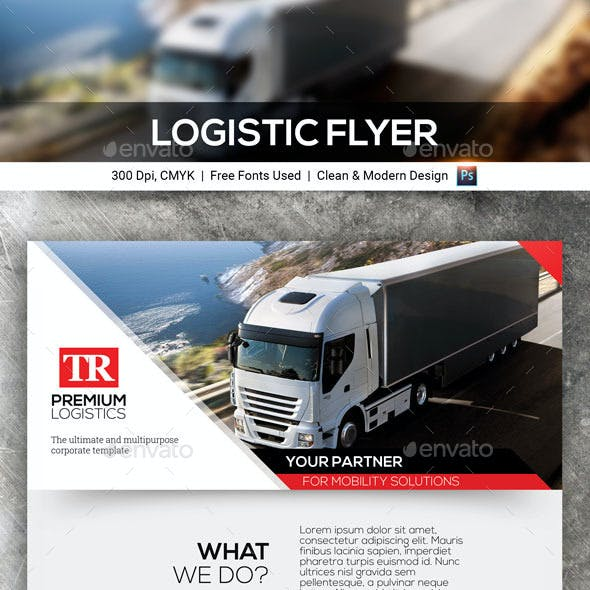 Logistic Flyer