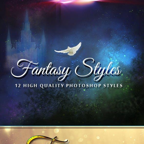 12 Fantasy Styles