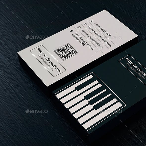 Business Card Vol. 39
