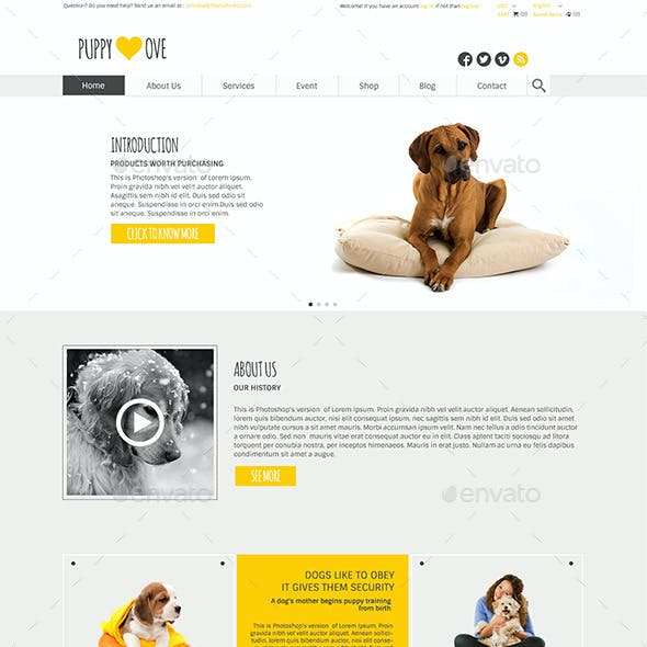 Puppy Love Newsletter