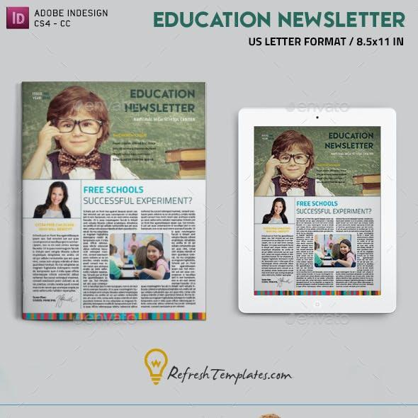 Education School Newsletter