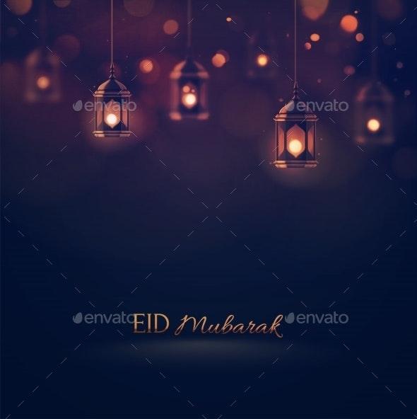 Eid Mubarak - Miscellaneous Seasons/Holidays