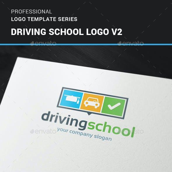 Driving School Logo v2