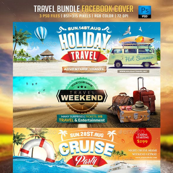 Travel Bundle Facebook Cover