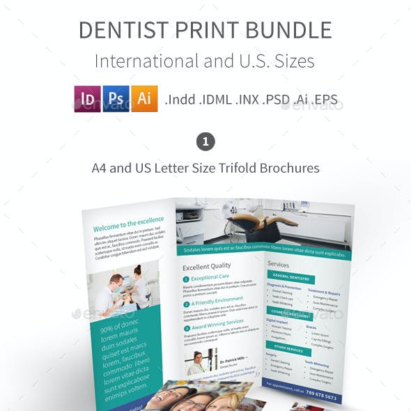 Dentist Print Bundle