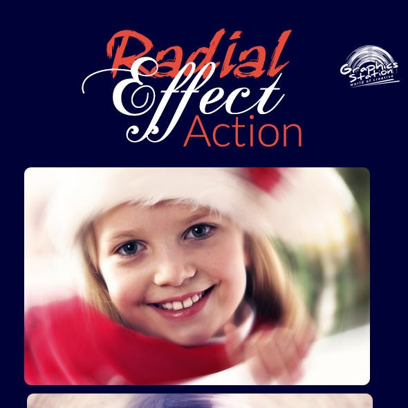 Radial Effect Actions