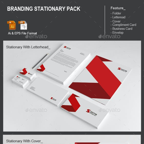 Branding Stationary Pack