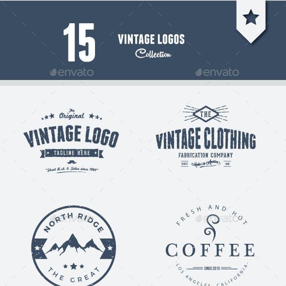 Vintage Logos Collection