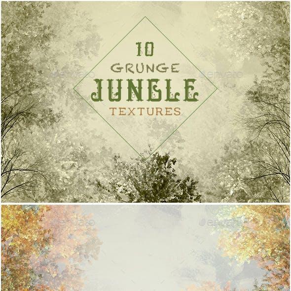 Grunge Jungle Textures