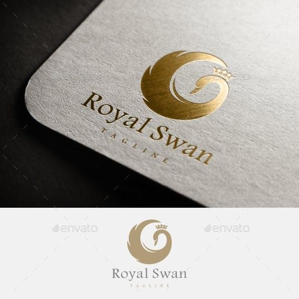 Royal Swan Logo