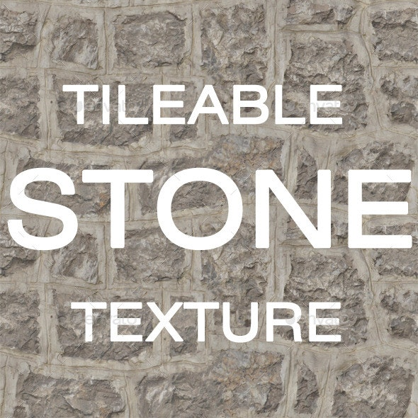 Tileable Stone Texture - Stone Textures