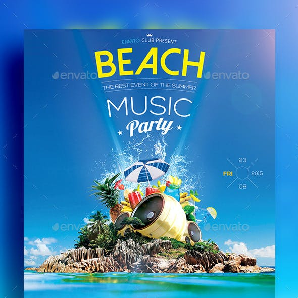 Beach Music Party Vol.3