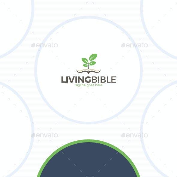 Living Bible Logo