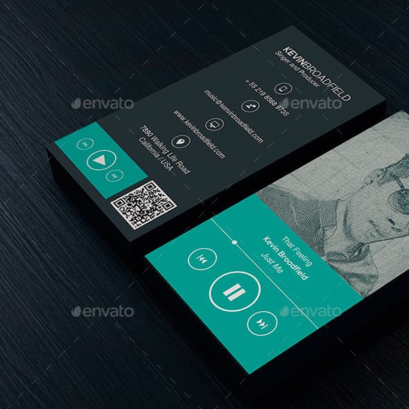 Business Card Vol. 41