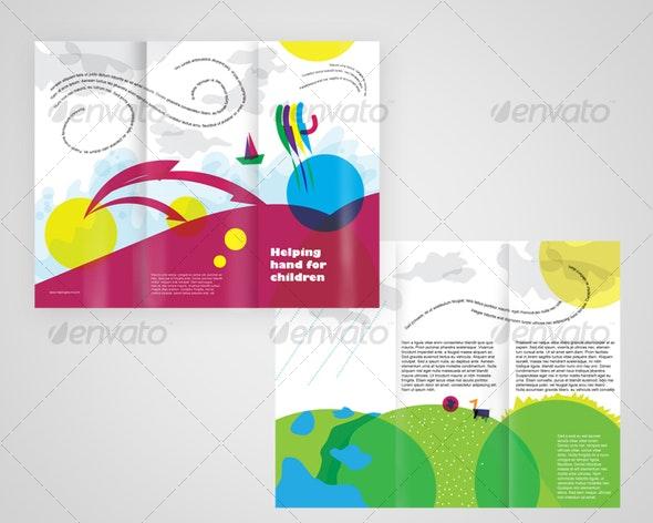 Helping Hand - Corporate Brochures