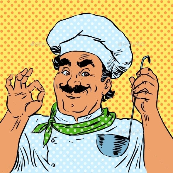 Cook Kitchen Food Quality Restaurant Chef