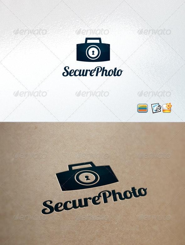 SecurePhoto - Objects Logo Templates