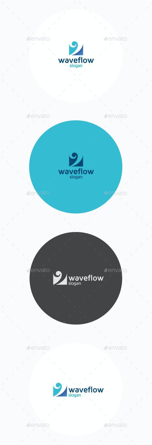 Waveflow Logo