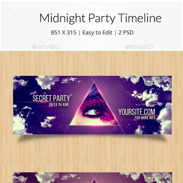 Midnight Party Timeline