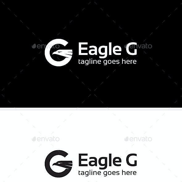 Eagle & G Letter Logo