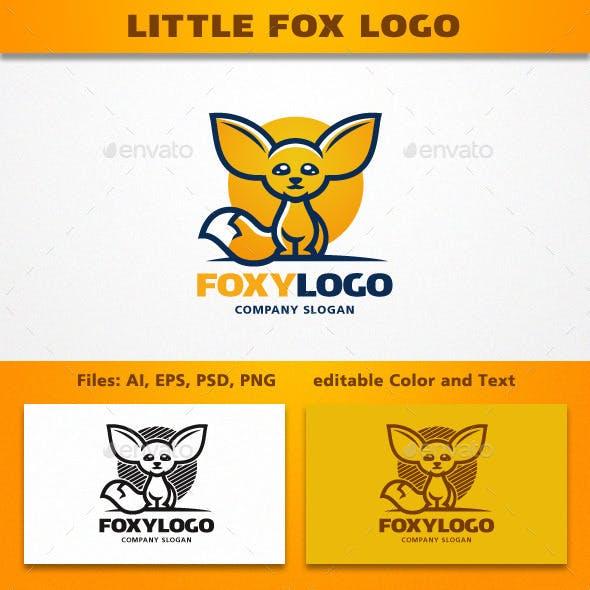 Little Fox Logo