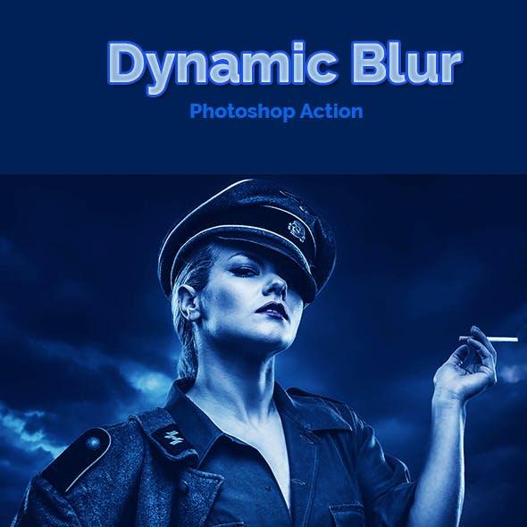Dynamic Blur