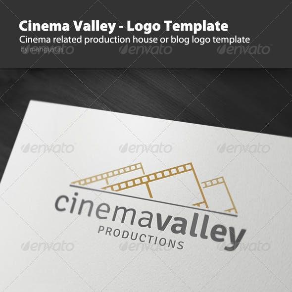 Cinema Valley - Logo Template