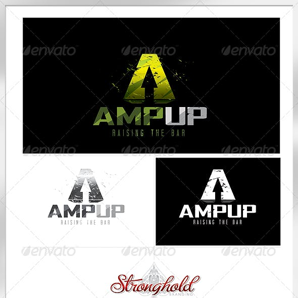 Amp Energy Logo