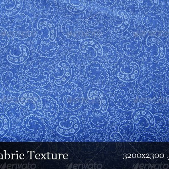 Fabric Texture (Blue) - Single Pack Series