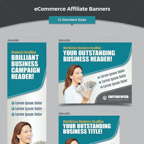 eCommerce Affiliate Banners